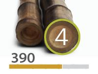 Canas de bambu Black - 4-5-cm-pt-pt - 390-m-pt-pt