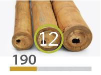 Guadua bamboo poles - 11-13-cm-en - 190-m-en