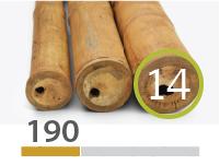 Guadua bamboo poles - 13-15-cm-en - 190-m-en