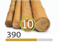 Cañas Bambú Moso - 9-11-cm - 390-m