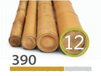 Cañas Bambú Moso - 11-13-cm - 390-m