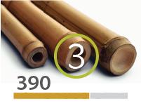 Cañas Bambú Tonkin - 3-4-cm - 390-m