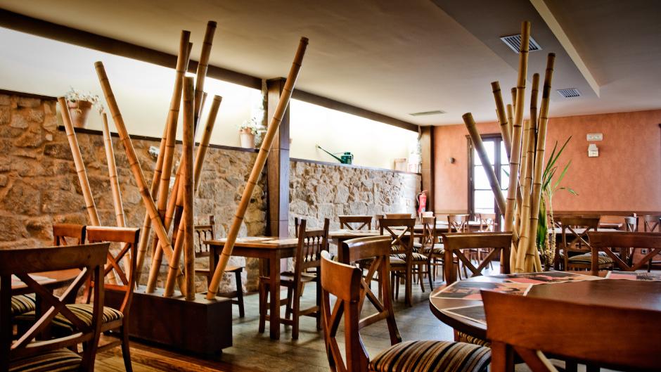 Instalaciones interiores bambusa estudio for Bambu decoracion interior