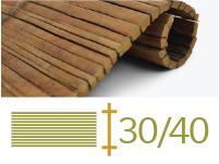 Esterilla Bambú Guadua - 200m