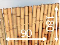 Pannello di canne di bambù - moso-it