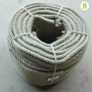 Synthetic canvas rope - 10mm-en - 100m-en