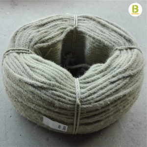 Synthetic canvas rope - 4mm-en - 100m-en