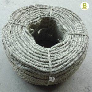 Synthetic canvas rope - 6mm-en - 100m-en