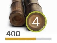 Canne di Bambù Black - 4-5-cm-it - 400m-it