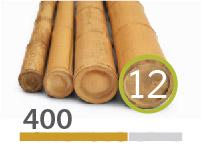 Cañas Bambú Moso - 11-13-cm - 400m