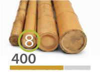 Cañas Bambú Moso - 7-9-cm - 400m
