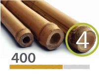 Tonkin bamboo poles - 4-5-cm-en - 400m-en