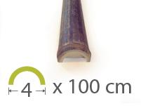 Media caña Bambú Black - 4-5-cm - 100m-2