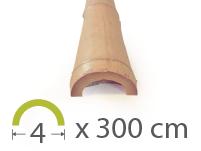 Media caña bambú Tonkin - 4-5-cm - 300m