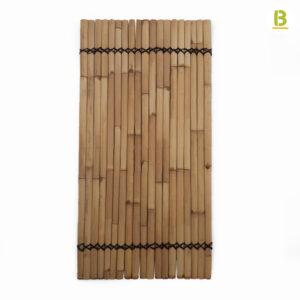 Panel de Listones de Bambú - moso