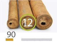 Guadua bamboo poles - 11-13-cm-en - 90cm